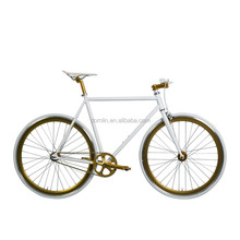 700C Steel Fixed Gear Track Bike Single Speed Bicycle
