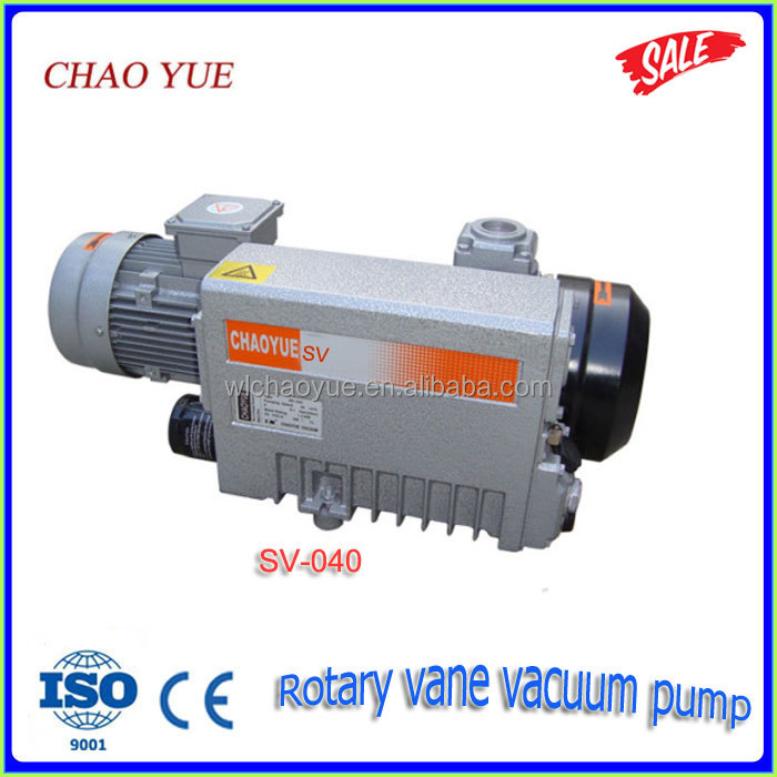 SV040 Single stage Rotary Vane Vacuum Pump