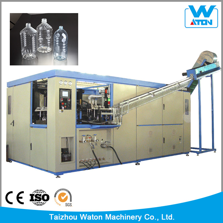 QCS-C China Alibaba Reasonable Price Automatic Extrusion Blow Molding Machine For 150ml Pc Bottle