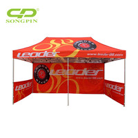 3mx3m Outdoor Canopy Tent Folding Tent