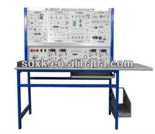 Analog and digital electronics trainer,XK-MSDZ1 Electronic Technology Lab Training Equipment
