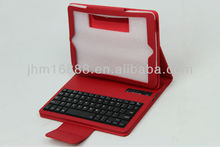 Keyboards for ipad mini with red cover