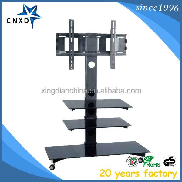 led lcd tv trolley modern designs for 65 inch tv