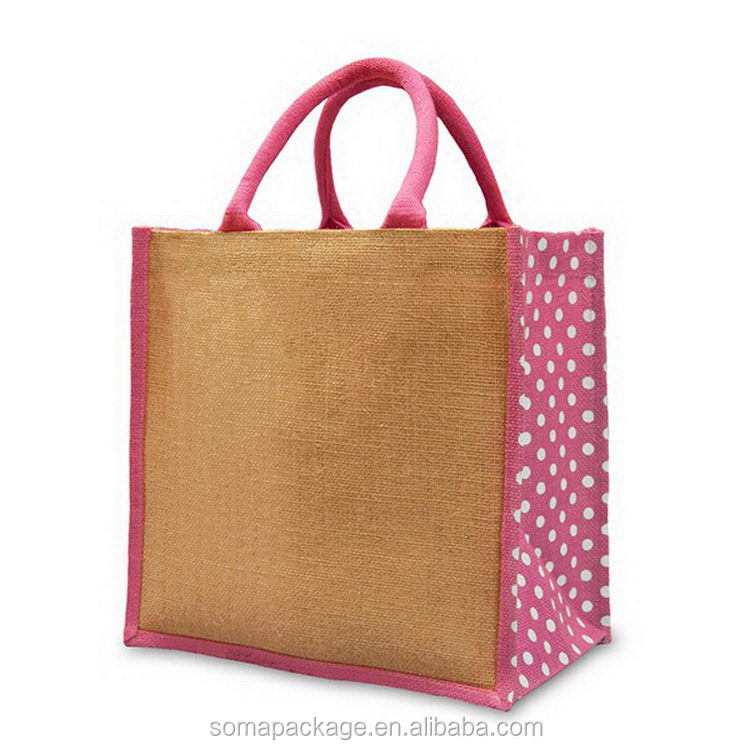 Quality primacy crazy selling good quality india jute bags