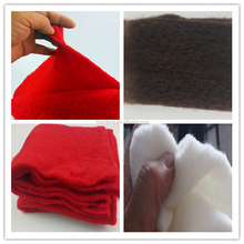 China supplier thin wool felt sheet for hand knitting