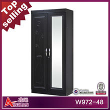 W972 low price factory outlet damaged bedroom furniture for sale