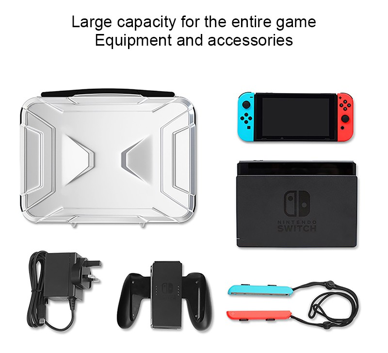 BUBM New ABS Hard Nice Case For Nintendo Switch