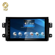 HD 1024*600 Android 7.1 Car Radio Player For Suzuki SX4 S-Cross 2014 with GPS Navigation Stereo 16GB Flash