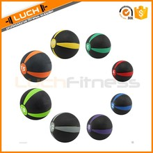 Crossfit rubber bouncing medicine ball