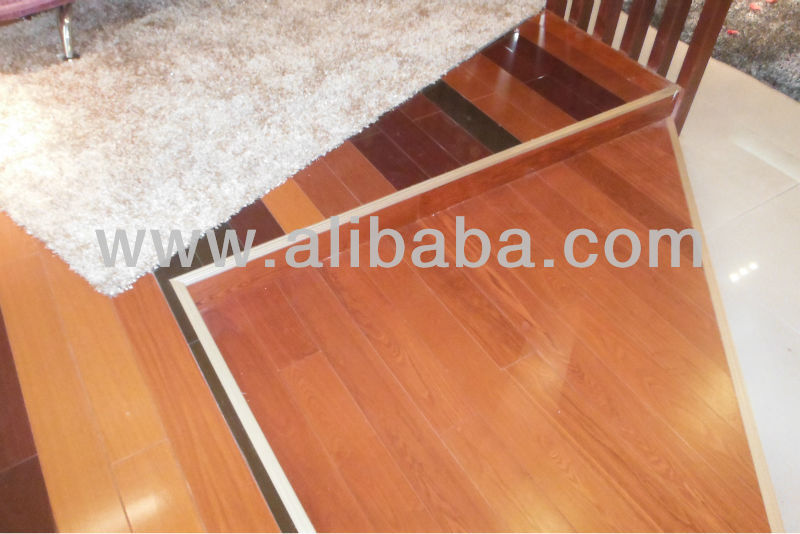 MgO Corp Fireproof HPL Timber Laminated Flooring