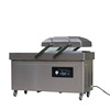 Automatic Double Chamber Food Sausage Vacuum Sealer Packing Machine