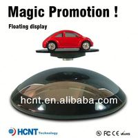 New invention 2013 !! Magnetic Floating pop display ,pet display cage