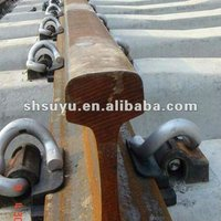 railroad track construction fastener material
