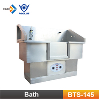 BTS-145 High Quality Stainless Steel Dog Hydro Bath SPA Bathtub for Pets