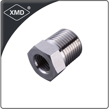 High performance female stainless steel reducing bushing dimensions