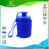 BPA Free Factory Direct Portable Collapsible Sports Silicone Water Bottle