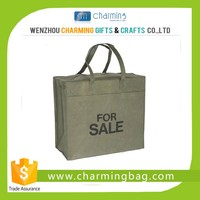 High quality non woven zipper grocery shopper bag sell online