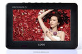 "7"" LED wide screen portable LCD TV"