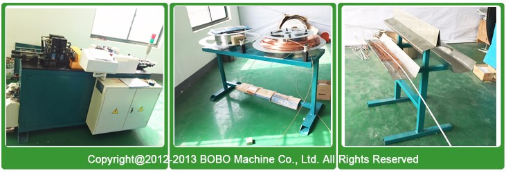CNC dual capillary tube cutting machine