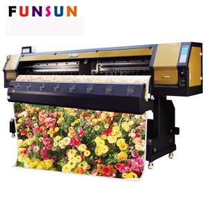 3.2M/10ft Scarf Printing Machine 1440 dpi Fast Printing Speed