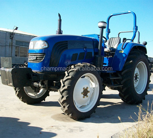 agriculture tractor 4x4 70-80hp small garden farm tractors for sale