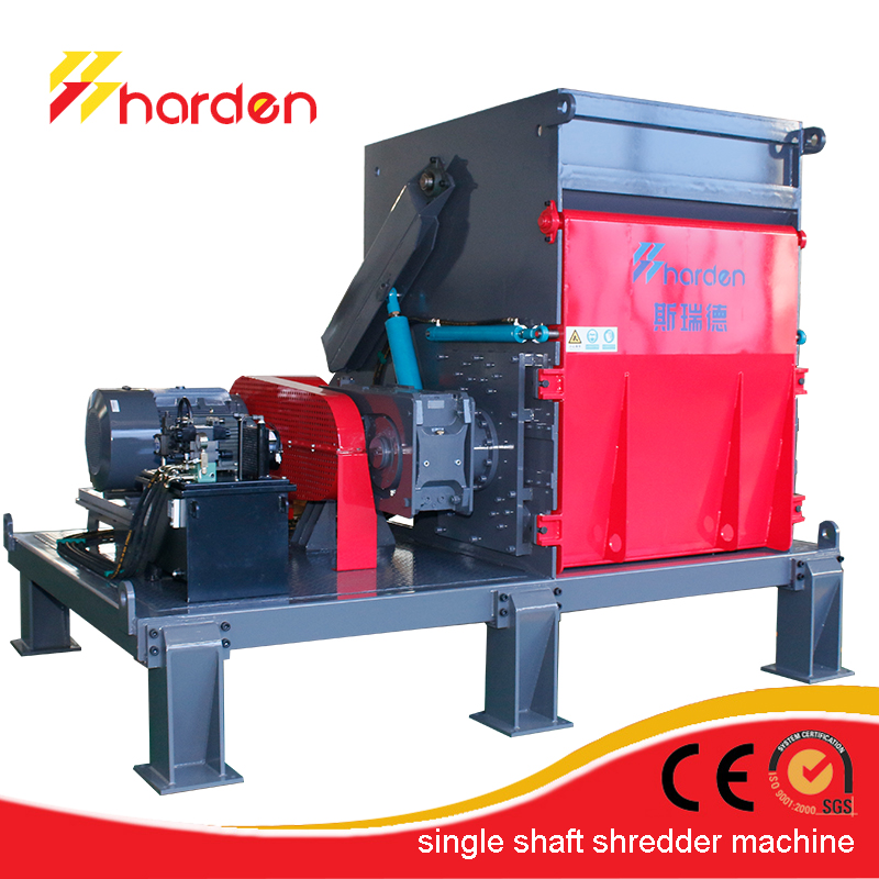 china supplier cardboard box shredder