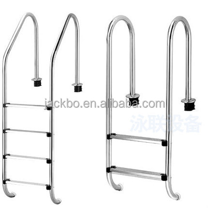 durable swimming pool accessories 304 stainless steel pool ladders