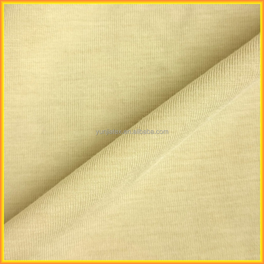 Antimicrobial Antibacterial Cu Ion infused Modal Jersey fabric