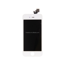 LCD Display+cell mobile phone replacement lcd touch screens for iPhone 5S OEM ,lcd display 4.7 inch screen