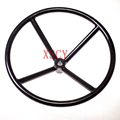 pipe spokes OVERHEIGHT welding handwheel with diameter of 18'' welding spoke handwheel factory