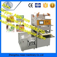 Best seller food/meat/tea/coffee vacuum packing machine with nitrogen inflation/gas filling