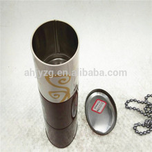 oval metal tin box for handicrafts packaging or jewelry and gift display with special design for wedding or promotion