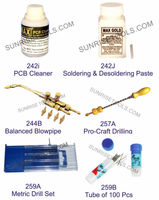 Soldering & Desoldering plaste,Pro-Chat Drilling Tool, Jewelry Tools