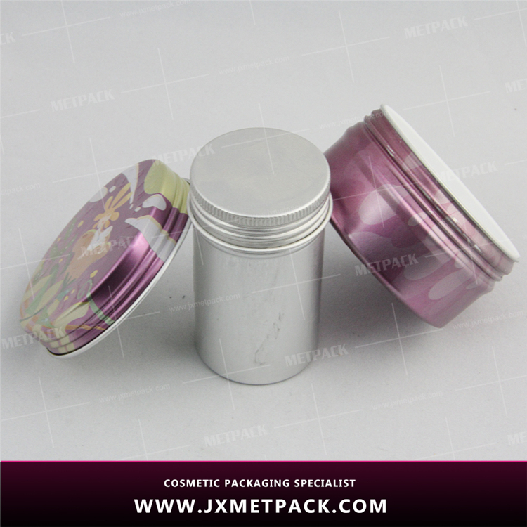 Highly customizable recycled pill dispensing containers for skin whitening pills
