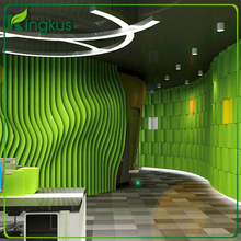 Top quality colored acoustic wall panel Acoustic Panel