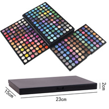 Wholesale Glitter Eyeshadow,Wet Powder Cosmetics 252 colors Eye Shadow Pallet