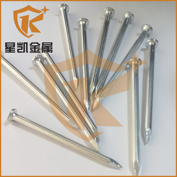 Concrete Nail Type and Steel Material concrete nails