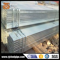 Hot selling!!! galvanized square welded steel /square hollow section price