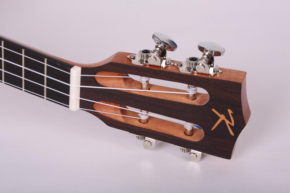 KAKA KUC-MAD all solid Mahogany ukulele