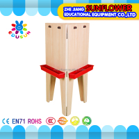 Painting Easel Wooden Three Sides Most