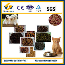 Hot sale Pet food plant for dog food cat food making machine