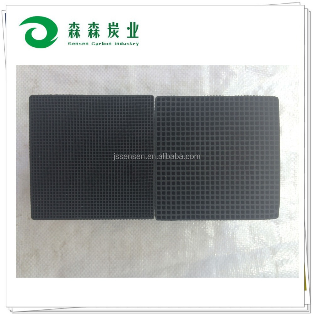 Manufacturer supply washable Honeycomb activated carbon