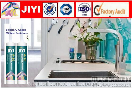 factory direct sell neutral anti-mildew silicone & weather-resistant silicone sealant for kitchen and bathroom