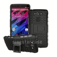 Hot Selling Heavy Duty Tire Grain Shockproof Kickstand Case for Motorola Droid MAXX XT1080