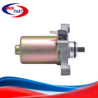 Starter Motor For Scooter Filly People Dink Grandink Topboy Heroism 50cc