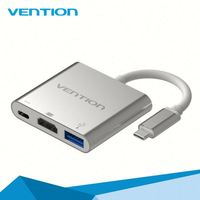 Quality assurance best customized Vention s video vga rca to hdmi converter