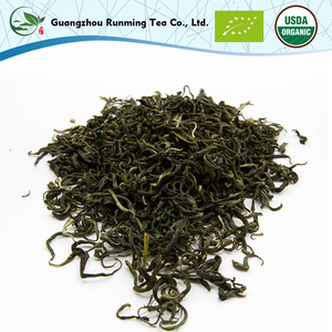 High Quality Spring Handmade Premium Traditional Imperial Fujian Bi Luo Chun Green Tea
