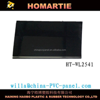 2.7kg/m2 weight black reflective ceiling panel
