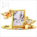 Highest Quality Purity Gold Plated Metal Picture Photo Frame