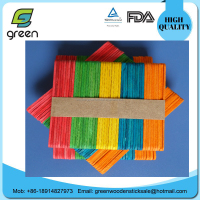 colorful ice cream sticks for art and crafts